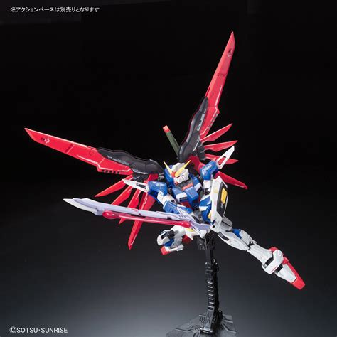 1 144 Rg Zgmf X42s Destiny Gundam By Bandai 1 rg 1 144 destiny gundam released in japan gundam kits
