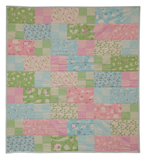 Quilt Pattern Baby by Free Babies And Childrens Quilt Patterns Quilting