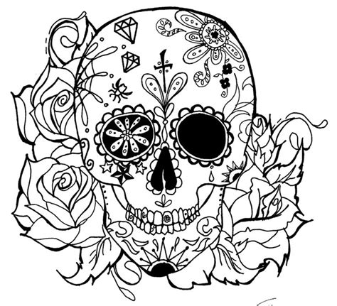 skull candy tattoo by green allien d6h7rfp png 936 215 853