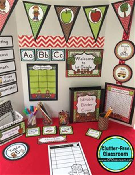 Apple Classroom Decorations by 1000 Images About Apples Classroom Theme On