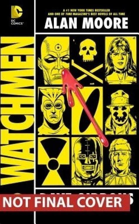 watchmen international edition buy watchmen international edition by dave gibbons alan