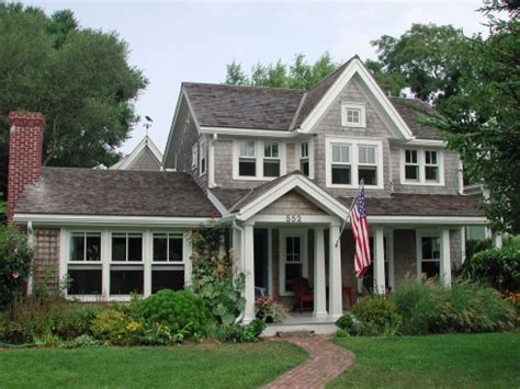 front porches the american flag