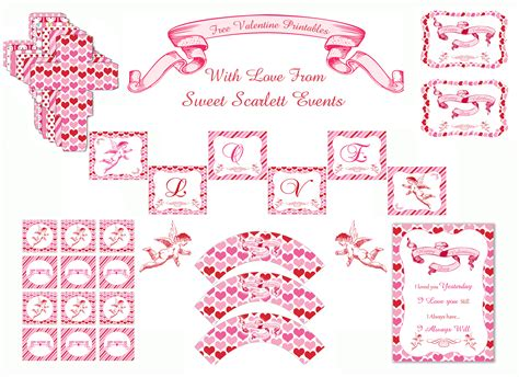 free printable worksheets valentine s day free valentine s day printables from sweet scarlett events