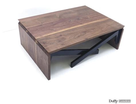 mk1 a coffee table that converts in seconds into a