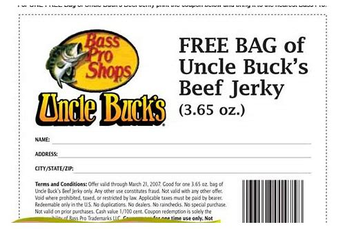 bass pro shops coupon codes 2018