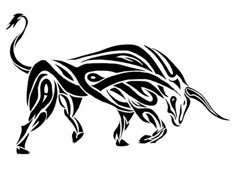 tribal bull tattoo meaning taurus tattoos designs ideas and meaning tattoos for you