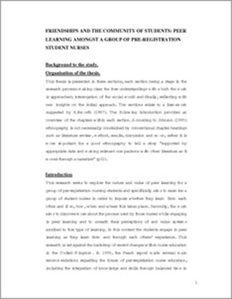 thesis for education pdf thesis on education pdf
