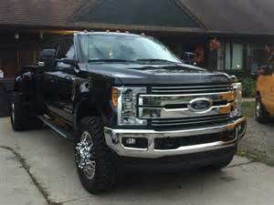 2017 ford dually with 4 10 gear