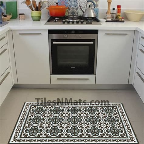 Vinyl Kitchen Rugs Vinyl Kitchen Rugs Graphic Black And White Kitchen Mat Design Diy Kitchen Rug Diy Kitchen Rug