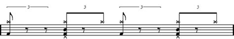 ride pattern jazz definition learn how to play the basic jazz drumming pattern