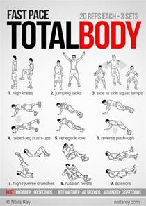 17 best images about total workouts on