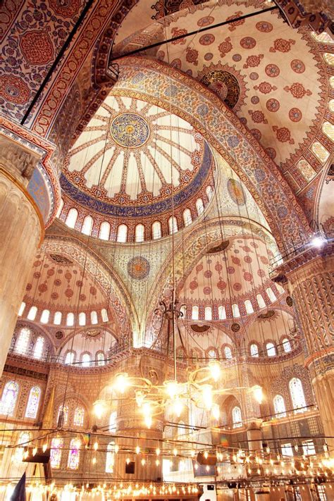 Blue Mosque Interior Photos by Inside The Blue Mosque Turkey