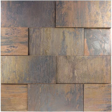 Fliese Onyx by 100 3d Wood Mosaic Wall Tile Learn Wood Look Tile