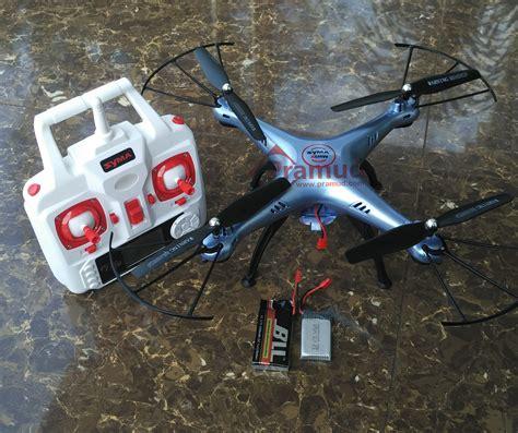 Baterai Quadcopter upgrade baterai drone syma x5hw pramud
