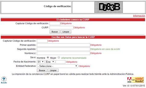 consulta el estatus de tu trmite de registro de tecnm consulta tu curp gratis clave 218 nica de registro de poblaci 243 n