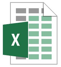 design icon in excel excel aanalyst