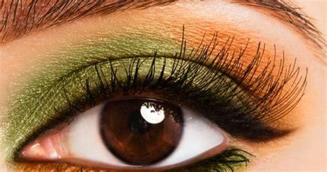 Eyeshadow Hijau tutorial eye makeup green glam eye makeup kawaii