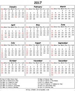 Netherlands Calendario 2018 2017 Calendar Printable Calendar 2017 Calendar In