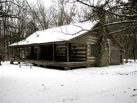 10 historic cabins in mississippi that will take you back