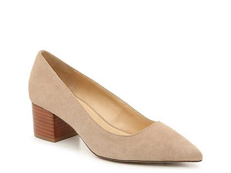 womens beige brown  heel   dress pumps dsw