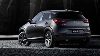 Madza Cx3 Updated Mazda Cx 3 Spawns Gt Sport Special Edition