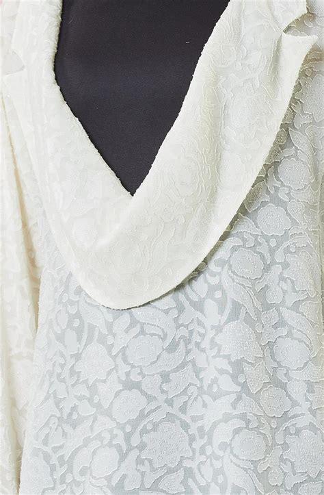 Tunik Turkey White tdee concept zip tunik beyaz 63042 02 e tesett 252 r