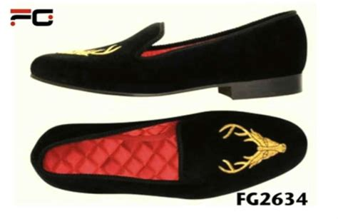 customized slippers loafers collection fg