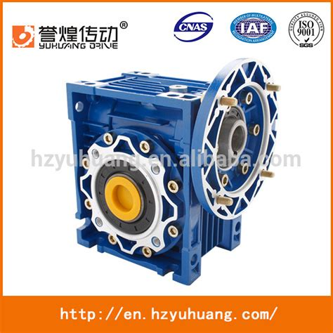 motor reduction gearbox nmrv small gear reducer motor reduction gearbox view