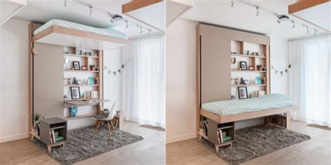 small spaces decorating 1homedesigns dit is h 233 t bed voor iedereen die in een klein huis woont