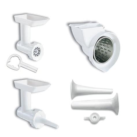 Amazon.com: KitchenAid KGSSA Stand Mixer Attachment Pack 2