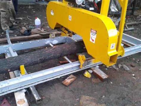 Mesin Kayu Mesin Sawmill Portable Mesin Penggergaji Kayu