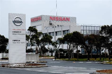 nissan factory in japan nissan commences production of the patrol nismo at its
