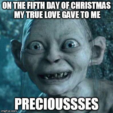 True Love Meme - gollum meme imgflip