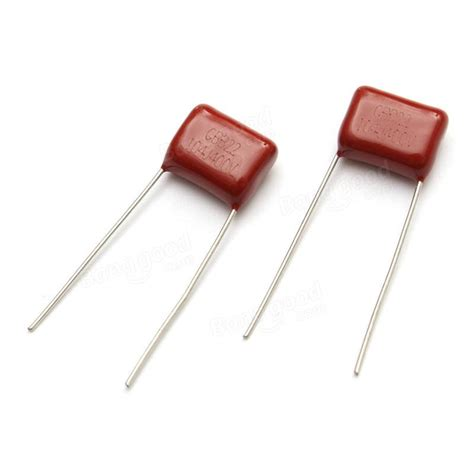 capacitor f 104 kck 10pcs cbb capacitor 104 400v 104j 0 1uf 100nf p10 cl21 metallized polypropylene capacitor