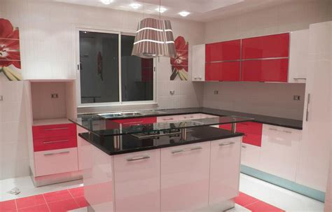 Idée Peinture Cuisine Moderne by Cuisine Moderne En Tunisie