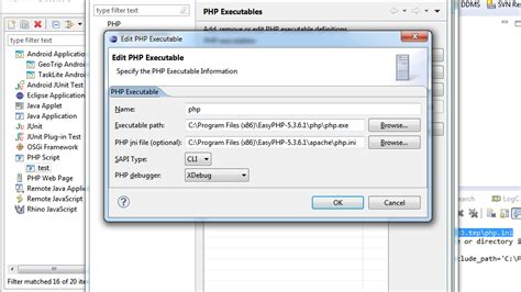 php date format php ini eclipse php phpunit eclipse use the wrong php ini file