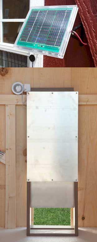 Solar Chicken Door by 25 Best Ideas About Automatic Chicken Coop Door On Chicken Houses Chicken Waterer
