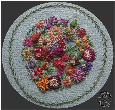 Free Handmade Embroidery Designs - embroidery ideas embroidery designs
