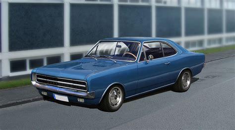 Opel Rekord Rekord C Coupe Pagenstecher De Deine