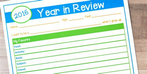 fb year in review year in review questionnaire free printable the