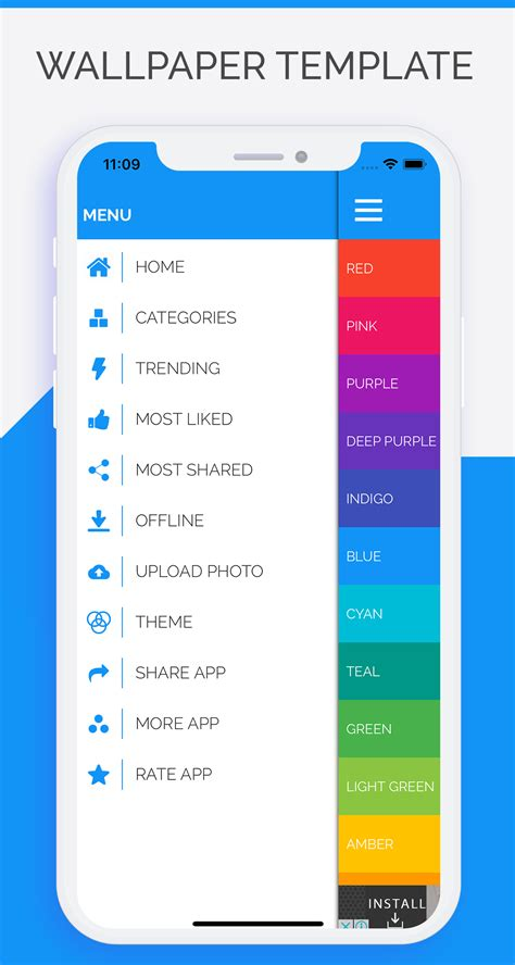 php cms template hd wallpaper template for ios with php cms admin panel by