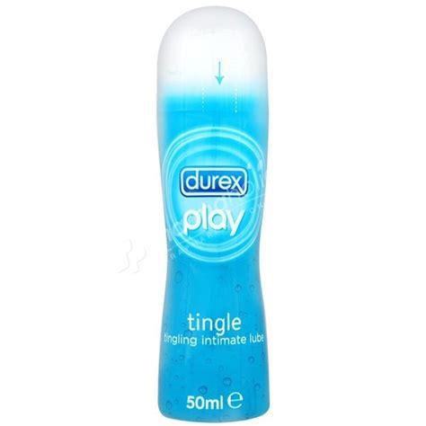 Durex Play Silky Lubricant 50 Ml sexual health durex play tingle tingling intimate lube