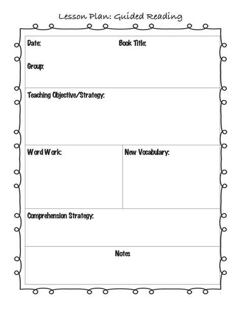 best 25 guided reading lesson plans ideas on pinterest
