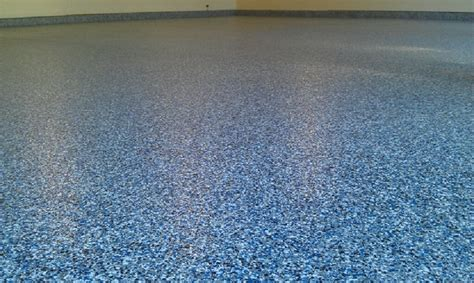 Speckled Paint For Garage Floors by Garage In Mechanicsburg By Stronghold Floors
