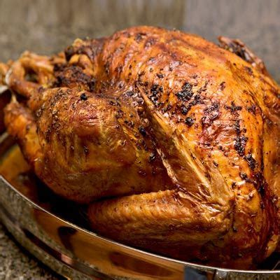 recipe rehab: 6 steps to the juiciest (and healthiest!) turkey