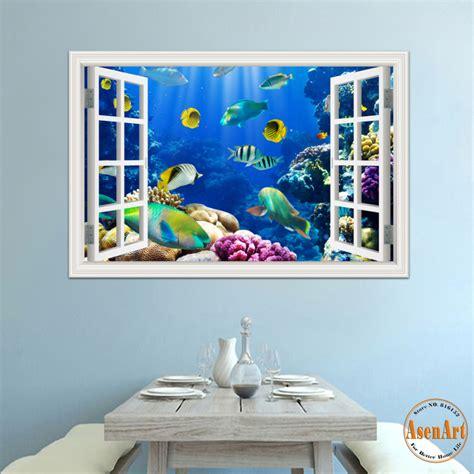 Fenster Aufkleber Fische by Fisch Fenster Aufkleber Kaufen Billigfisch Fenster
