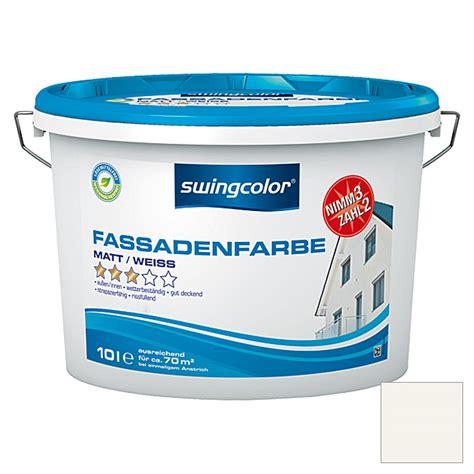 fassadenfarbe bauhaus swingcolor fassadenfarbe nimm 3 zahl 2angebot bei bauhaus