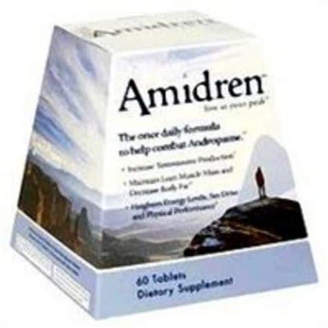 supplement critique amidren review supplement critique