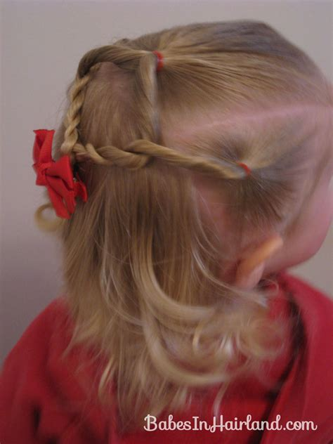 braiding hairstyles for baby showers baby hairstyle rope braid hairstyle babes in hairland