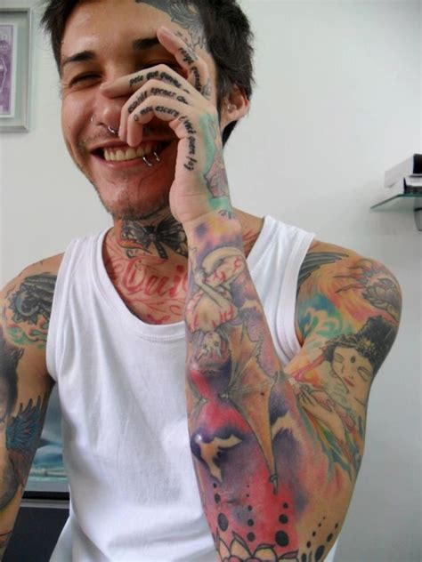 tattoo boy 37 best images about guys on